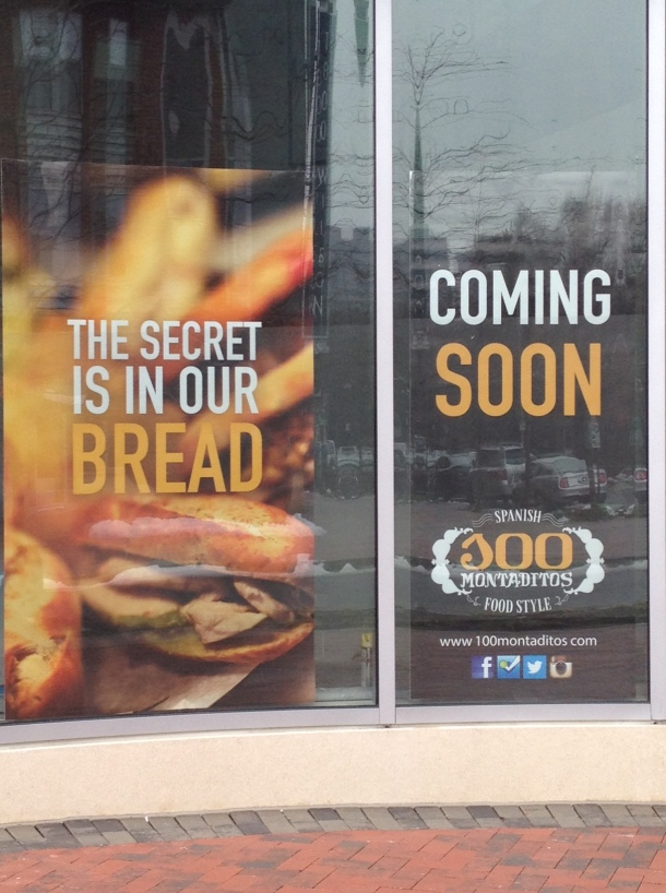 100 Montaditos opening in Rosslyn!
